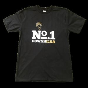 downhilka_crna